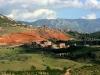 PARCO GOEMINERARIO - Una veduta degli storici impianti della miniera di Monteponi a Iglesias.   (Foto Alberto Monteverde - Ufficio Stampa Parco Geominerario Storico Ambientale della Sardegna)